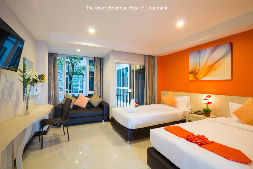 The Ozone Boutique Hotel